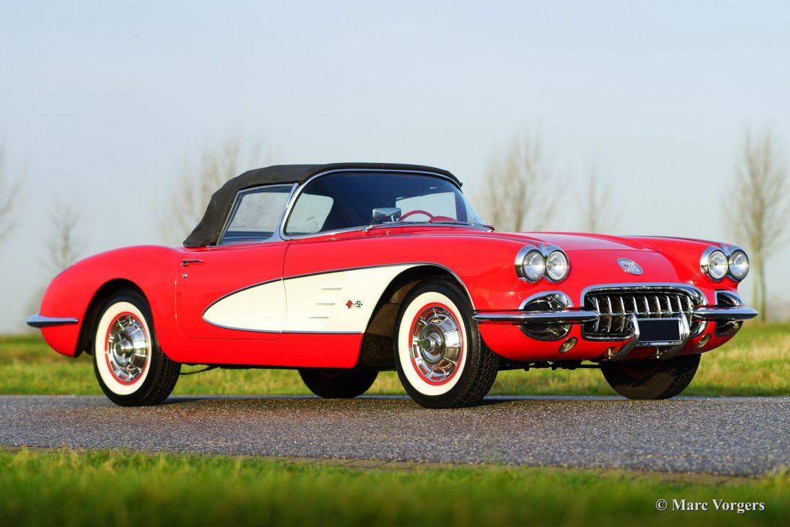 Chevrolet Corvette 1960 Welcome To Classicargarage