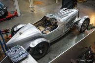 Alvis Silver Eagle Special, 1934 - PROJECT