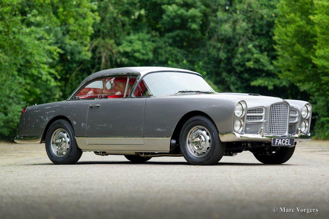 Facel Vega Hk 500 1960 Restoration Welcome To