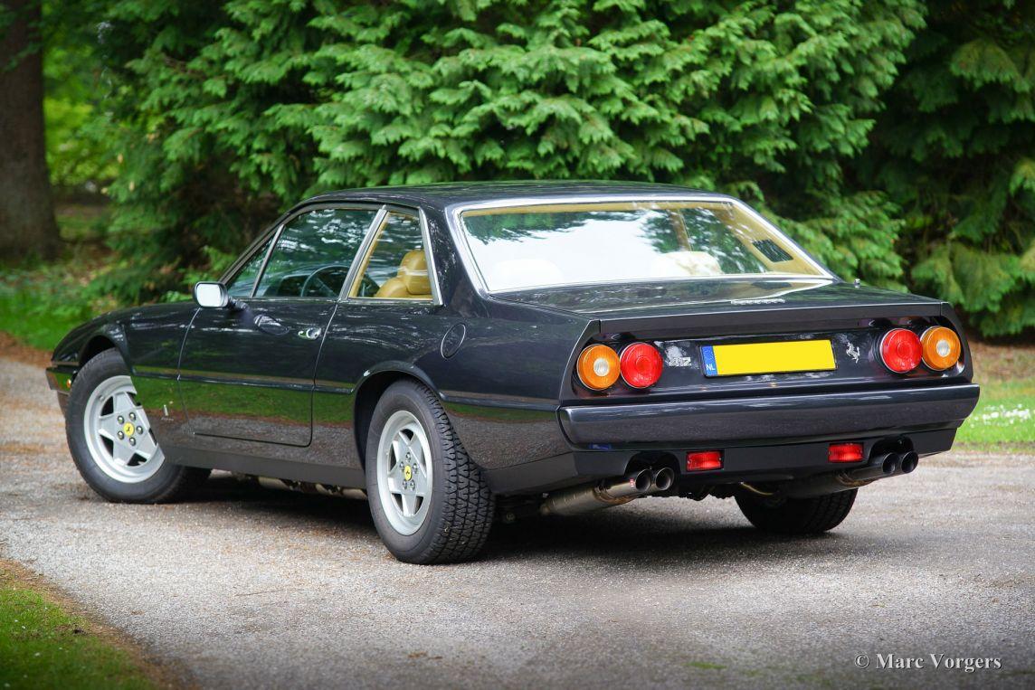 Ferrari 412, 1986 - Welcome to CliCarGarage