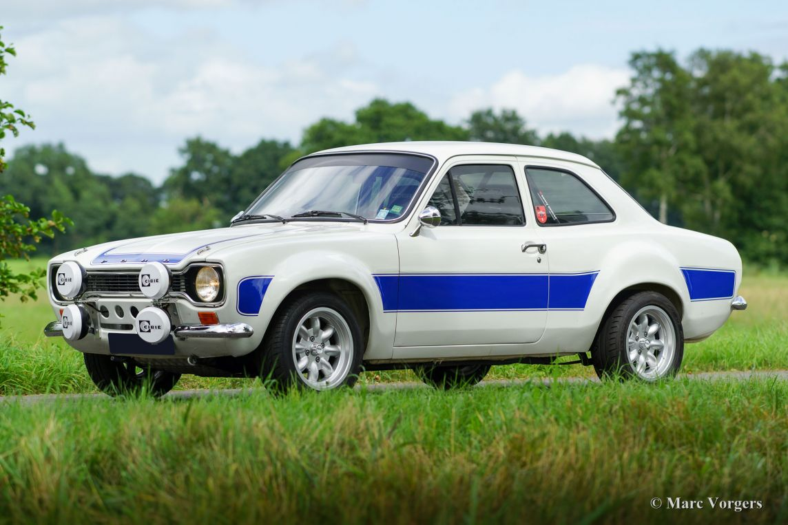 Ford Escort Mk I rally car, 1970 - Welcome to ClassiCarGarage
