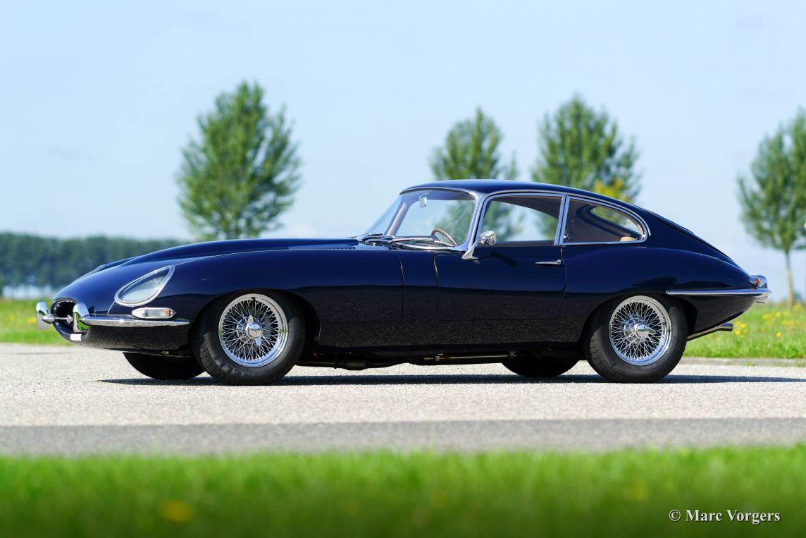 1966 Jaguar E Type 4 2 Litre Fhc