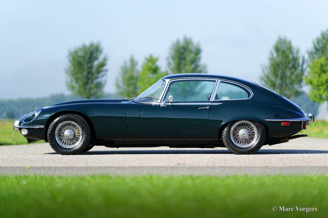 Jaguar E Type V12 22 Fhc 1970