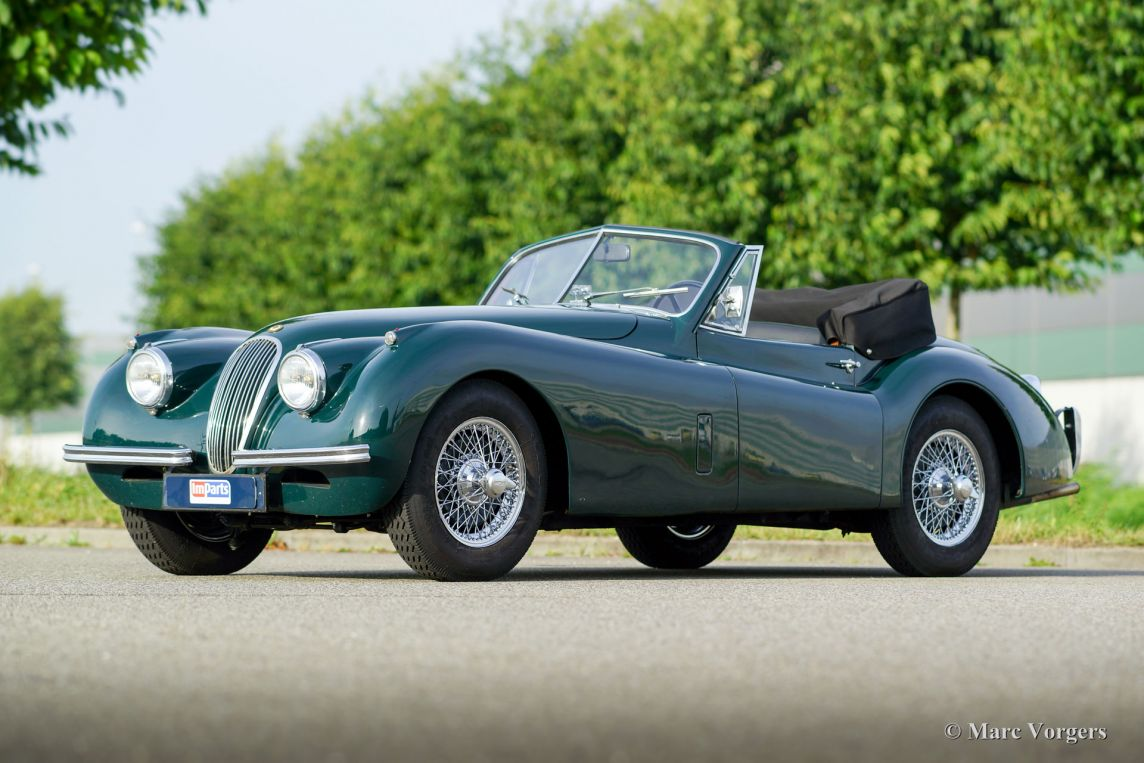 jaguar xk 120 dhc 1954 welcome to classicargarage. Black Bedroom Furniture Sets. Home Design Ideas