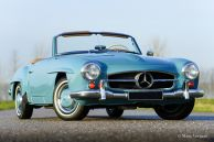 Mercedes-benz 190 SL, 1959