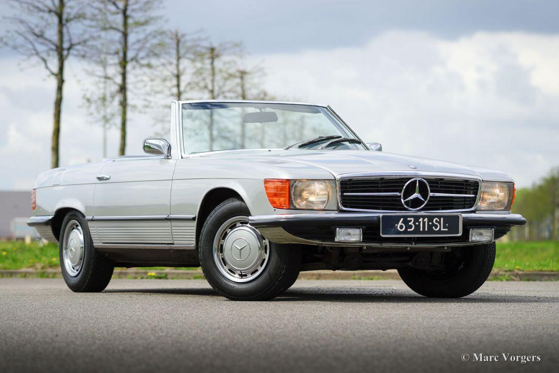 Mercedes benz 350 sl 1971 welcome to classicargarage for Mercedes benz bentonville ar