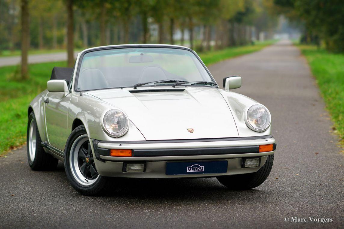 porsche 911 carrera 3 2 cabriolet 1984 welcome to classicargarage. Black Bedroom Furniture Sets. Home Design Ideas