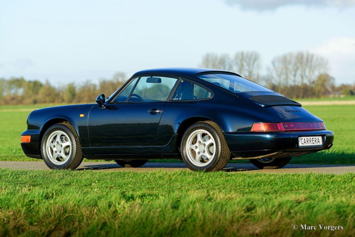 Porsche 911 Carrera 2, 1992 - Welcome to ClassiCarGarage