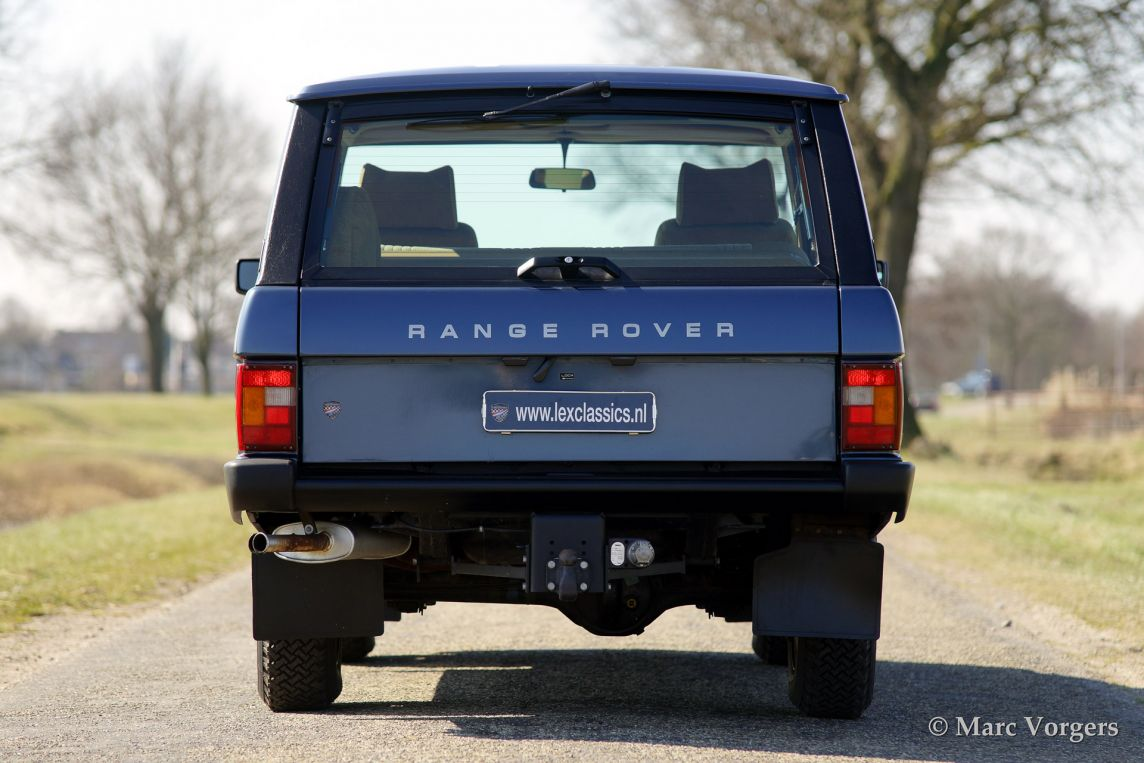 Range Rover Classic 1988 Welcome To Classicargarage