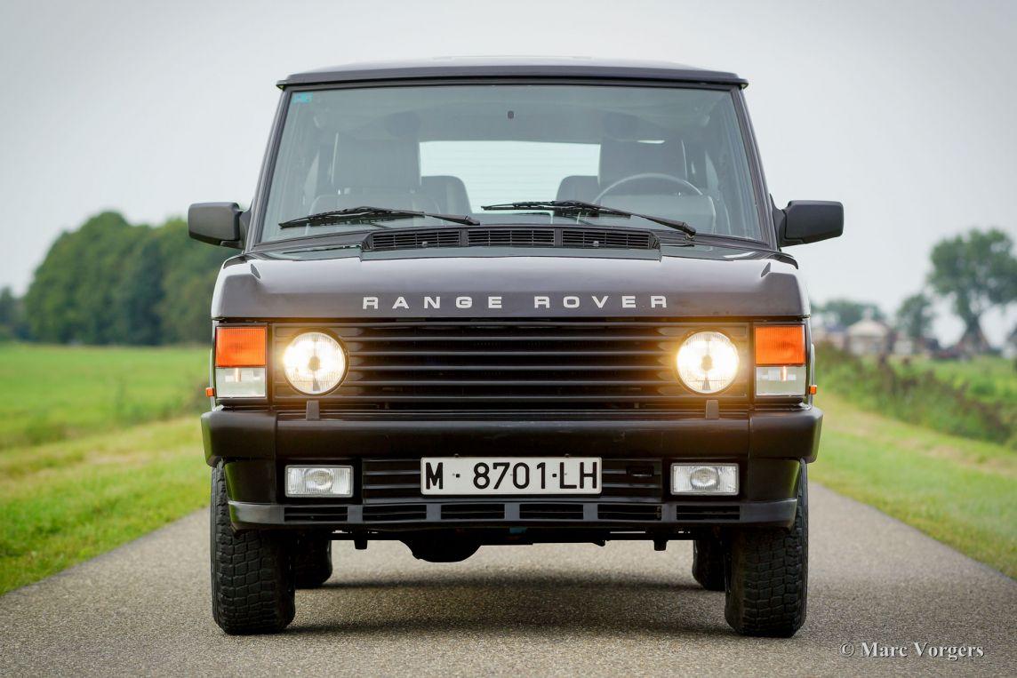 range rover vogue se 1990 welcome to classicargarage. Black Bedroom Furniture Sets. Home Design Ideas