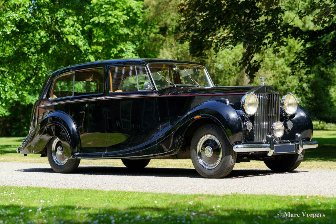 Rolls Royce Silver Wraith 1952 Welcome To Classicargarage
