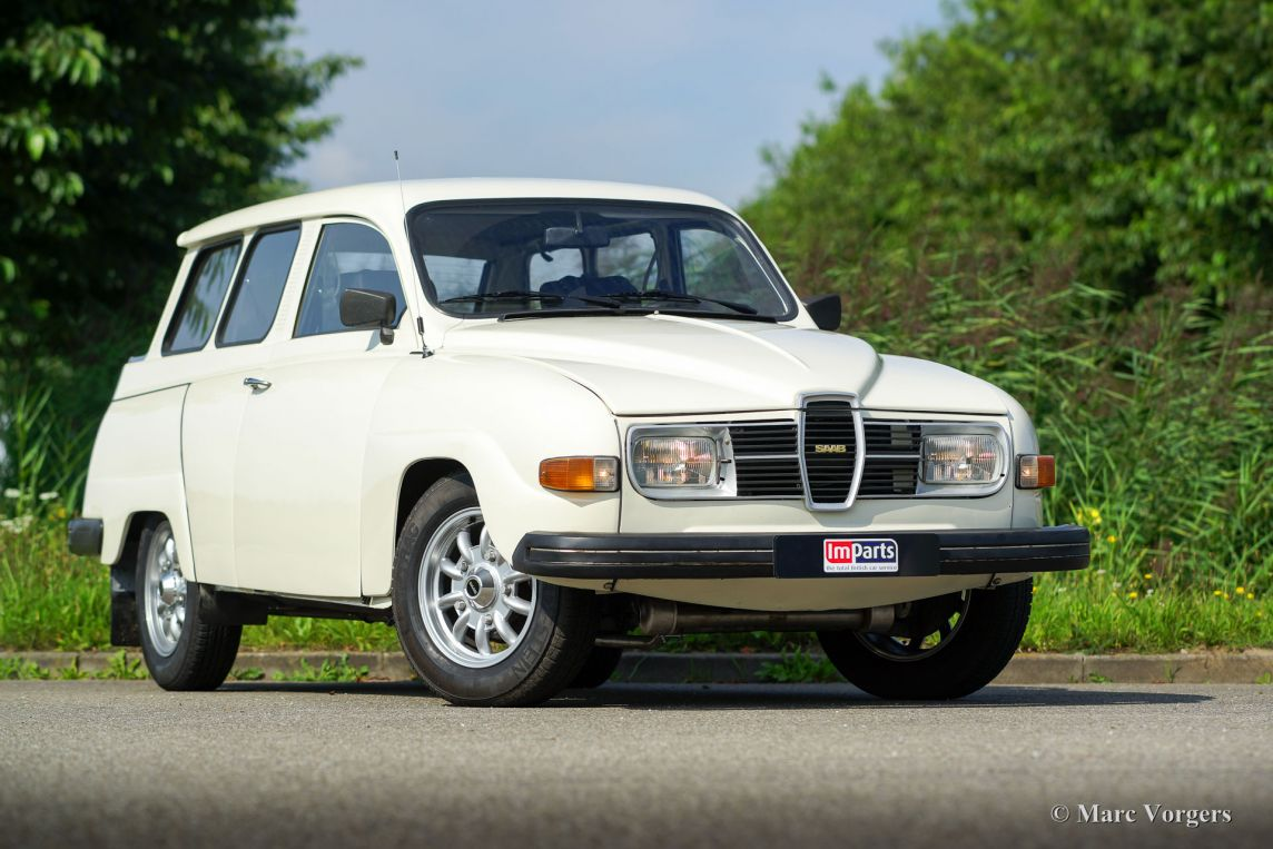 Saab 95 estate, 1977 - Welcome to ClassiCarGarage