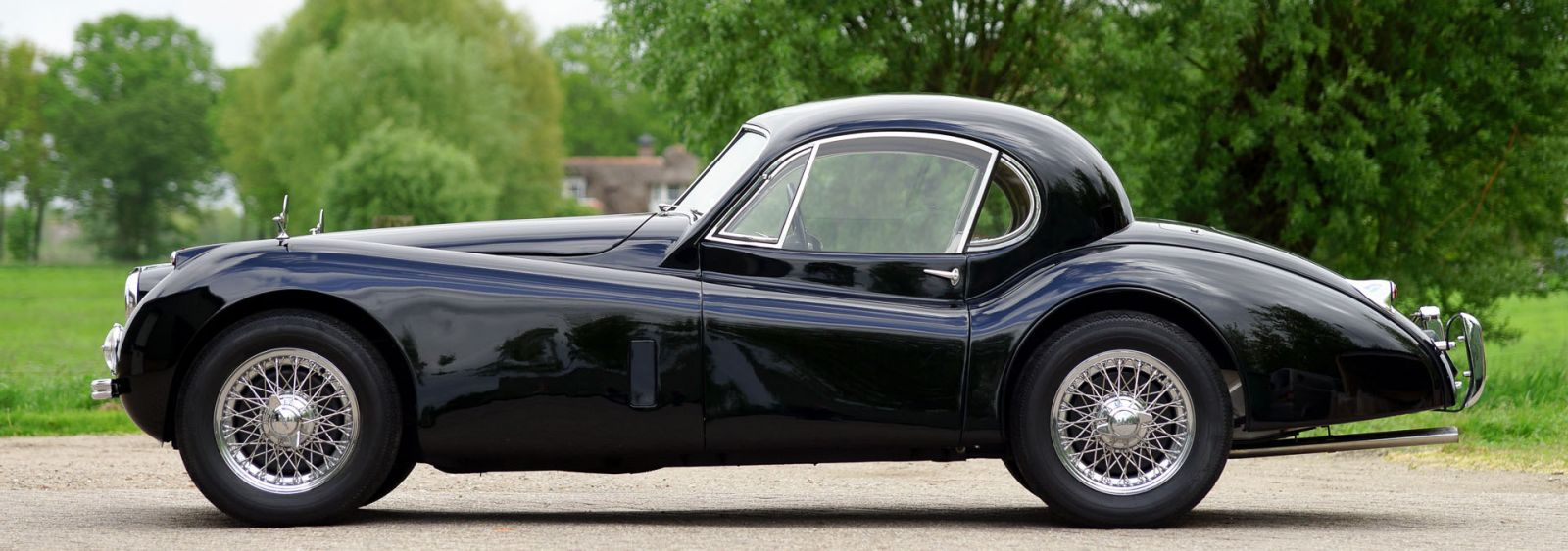 jaguar xk 120 fhc 1954 welcome to classicargarage. Black Bedroom Furniture Sets. Home Design Ideas
