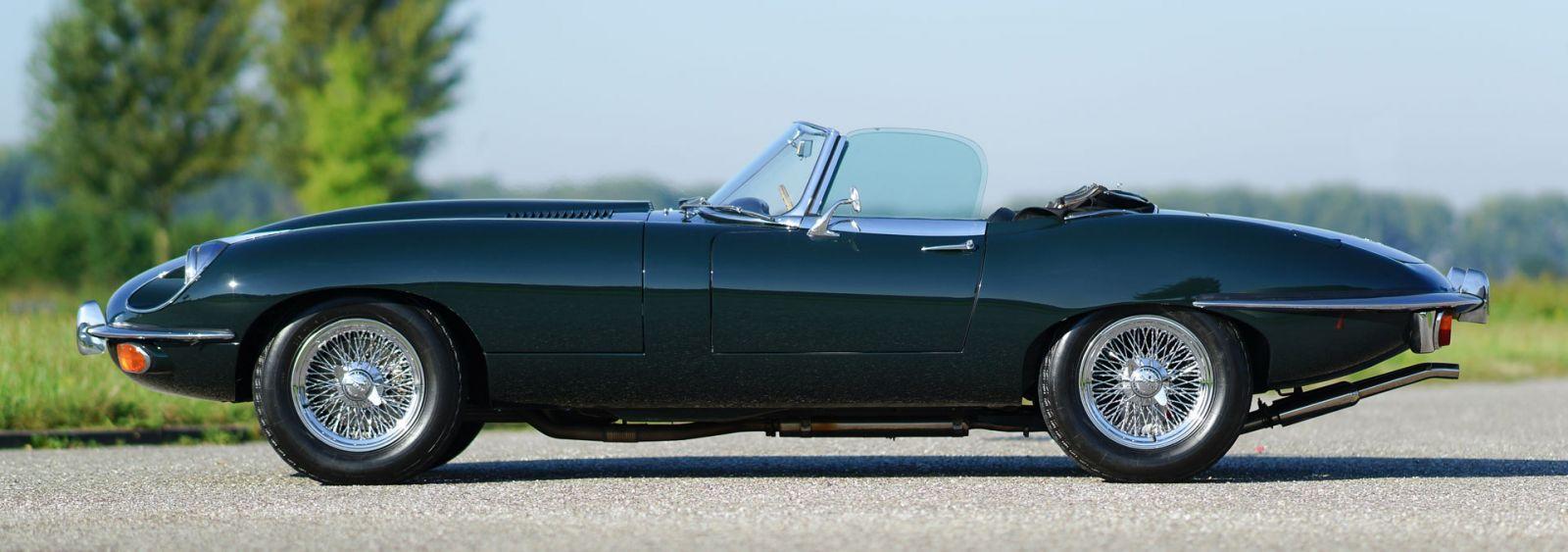 Jaguar E-type 4.2 Litre OTS, 1970 - Welcome to ClassiCarGarage