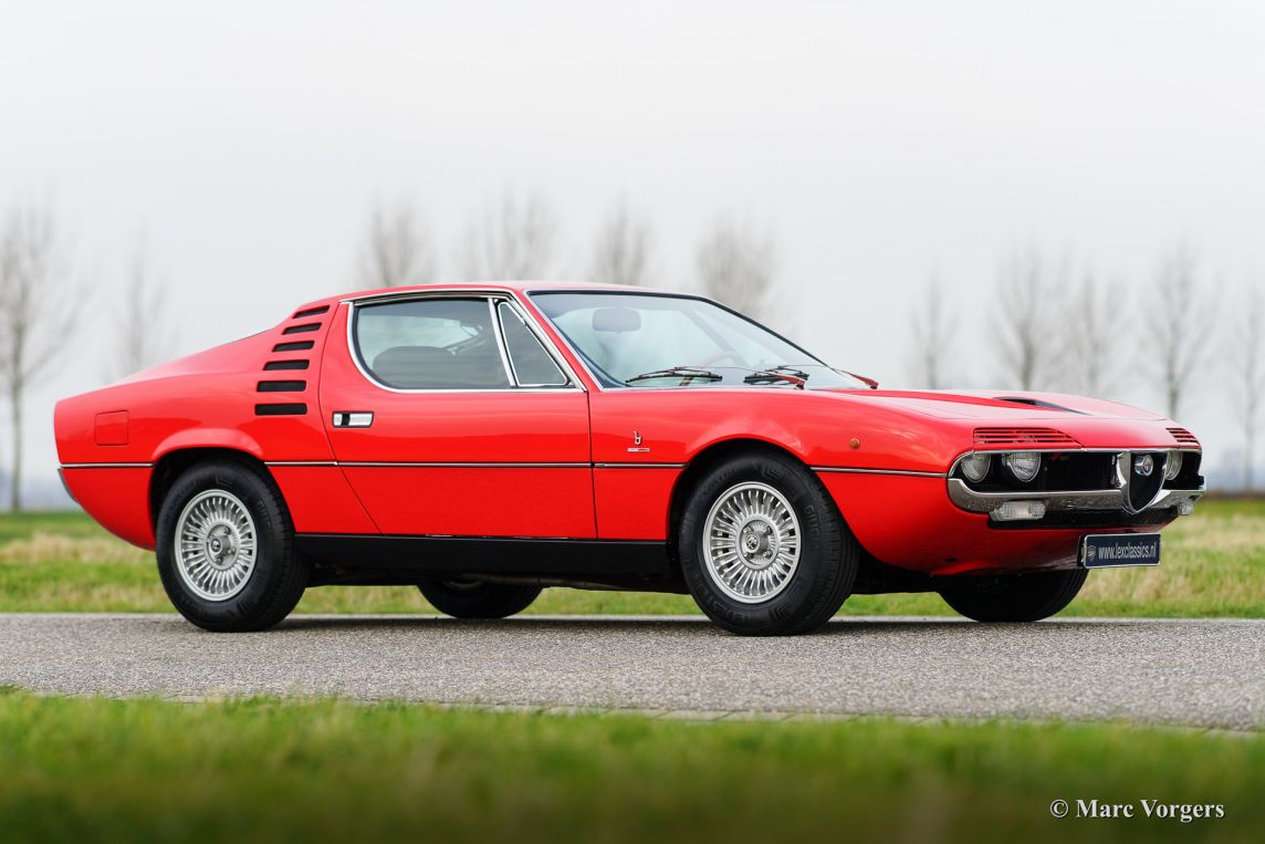 alfa romeo montreal 1975 welcome to classicargarage. Black Bedroom Furniture Sets. Home Design Ideas