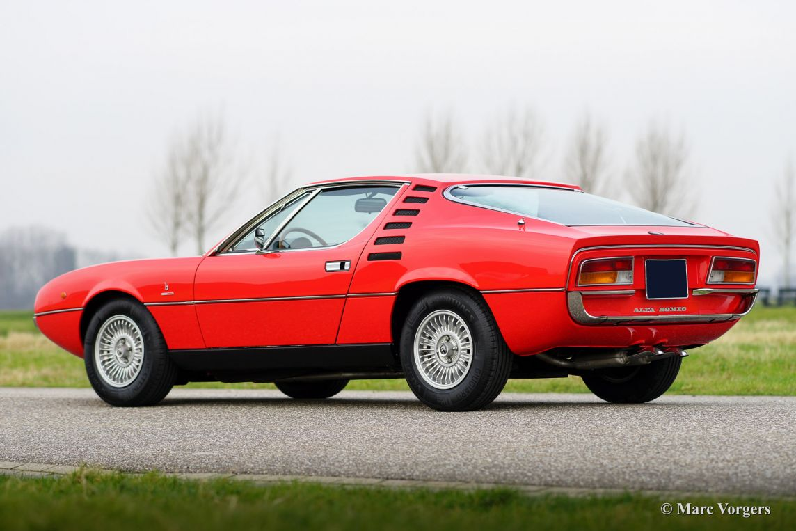 Alfa Montreal F on Fiat Spider