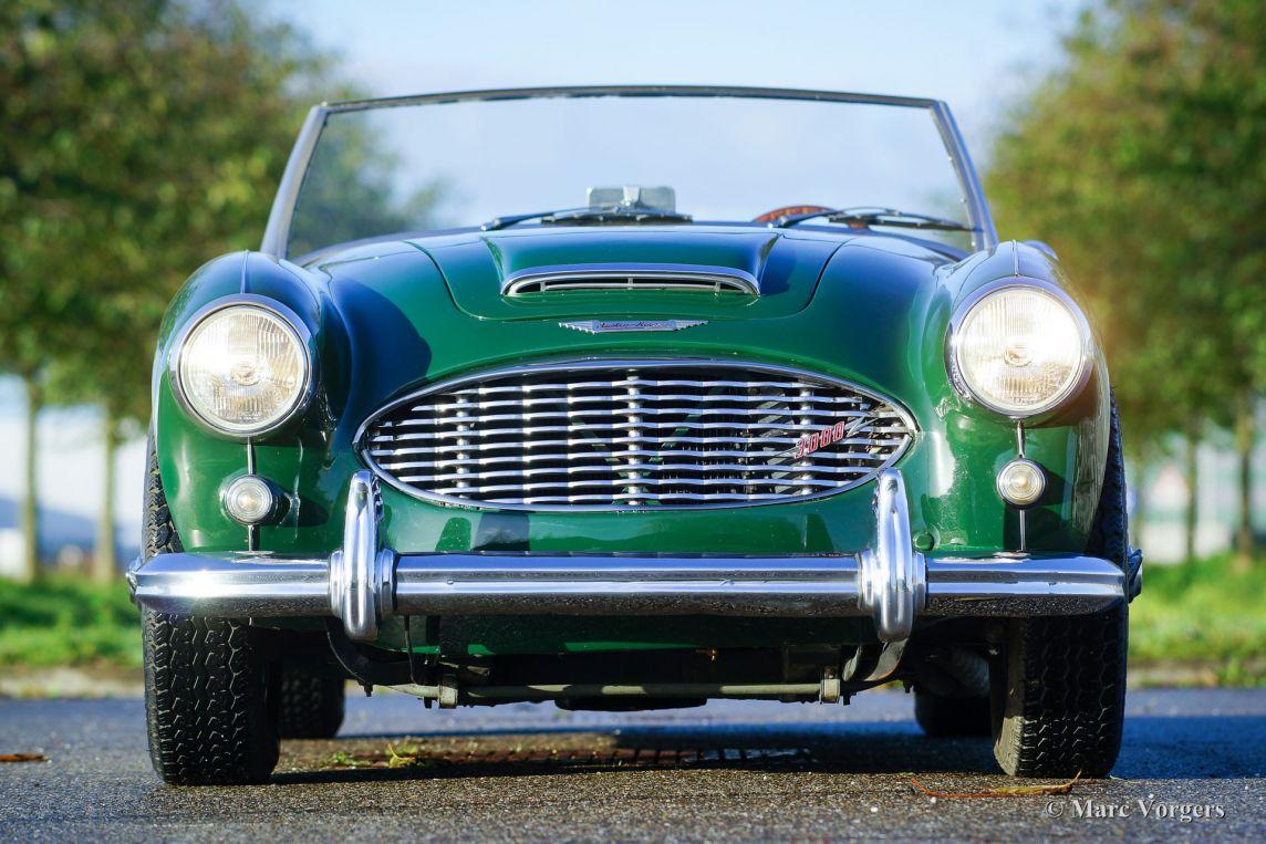 Austin Healey 3000 Mk 1, 1961 - Welcome to ClassiCarGarage