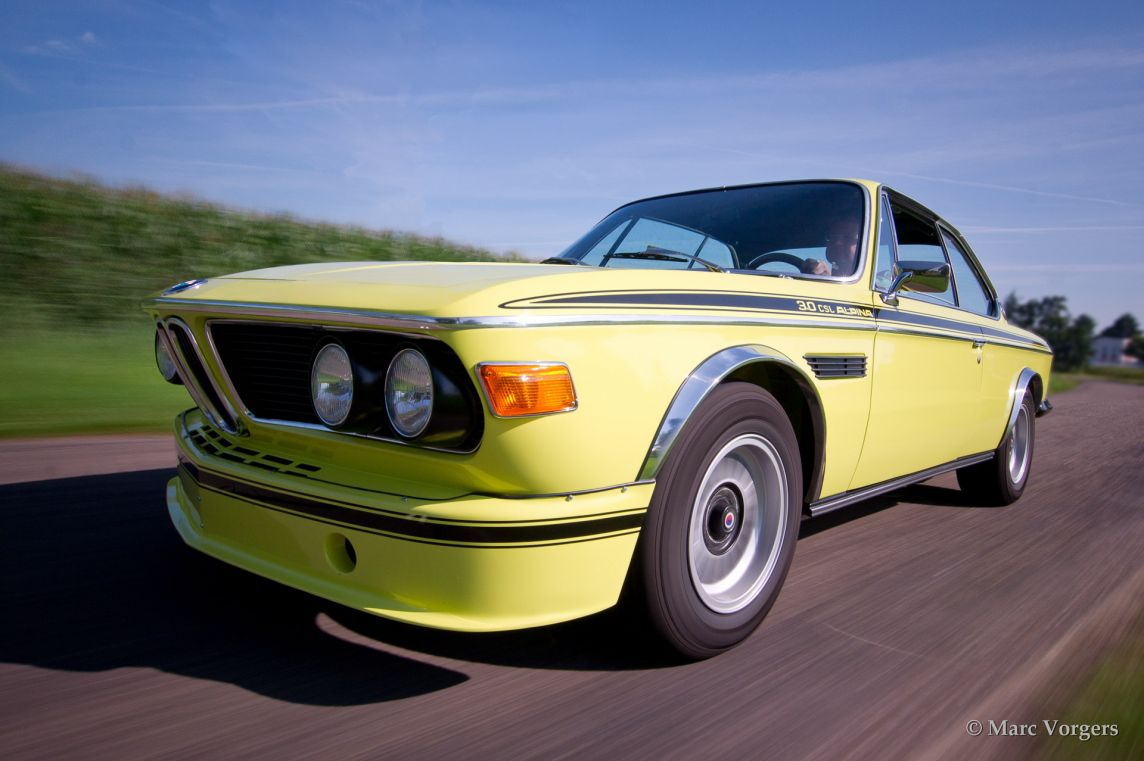 Bmw 3 0 Csl Alpina 1971 Welcome To Classicargarage