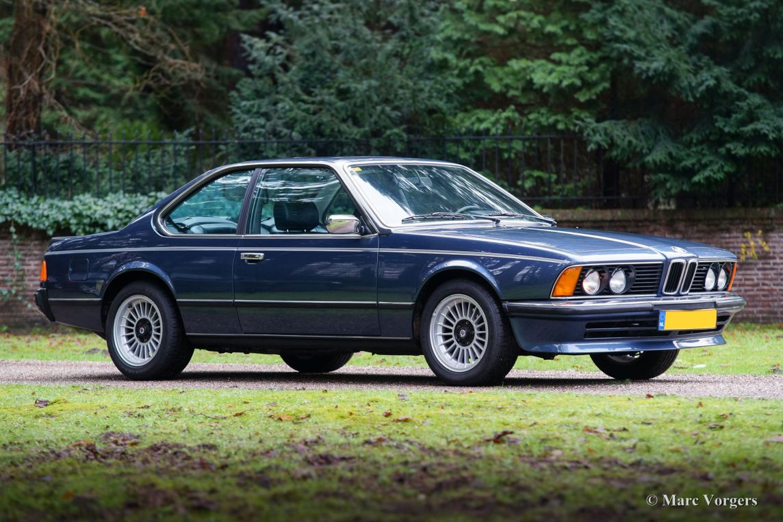 Bmw 635 csi 1980 welcome to classicargarage for Interieur 635 csi