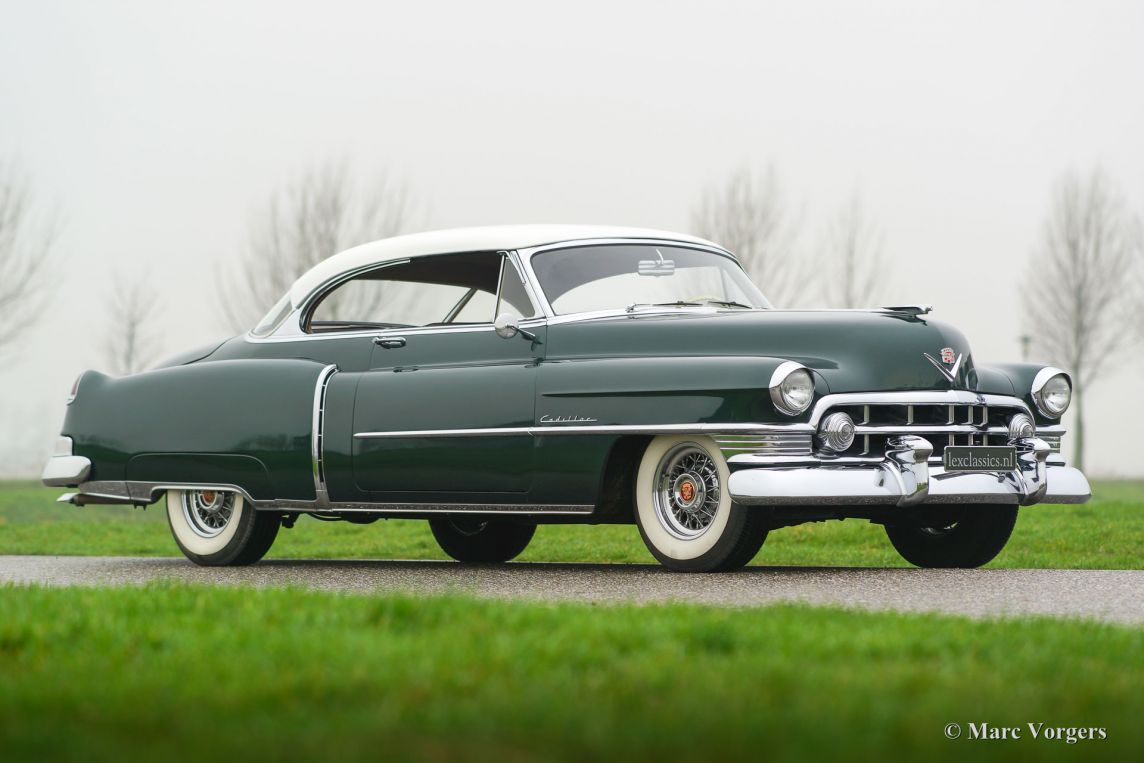 Cadillac 62 Coupe De Ville 1950 Welcome To Classicargarage