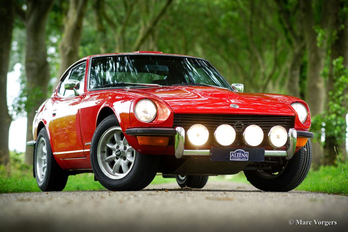Datsun 240z For Sale >> Datsun 240Z rally car, 1971 - Welcome to ClassiCarGarage