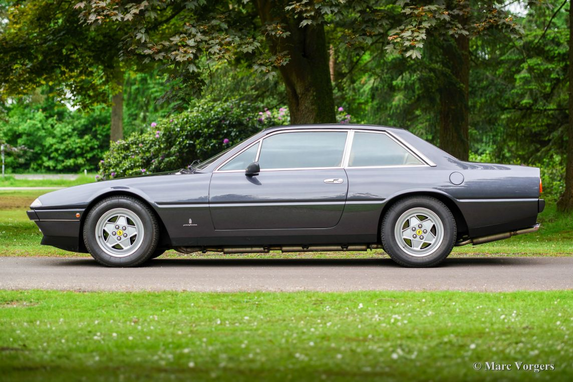 Ferrari 412 1986 Classicargarage De