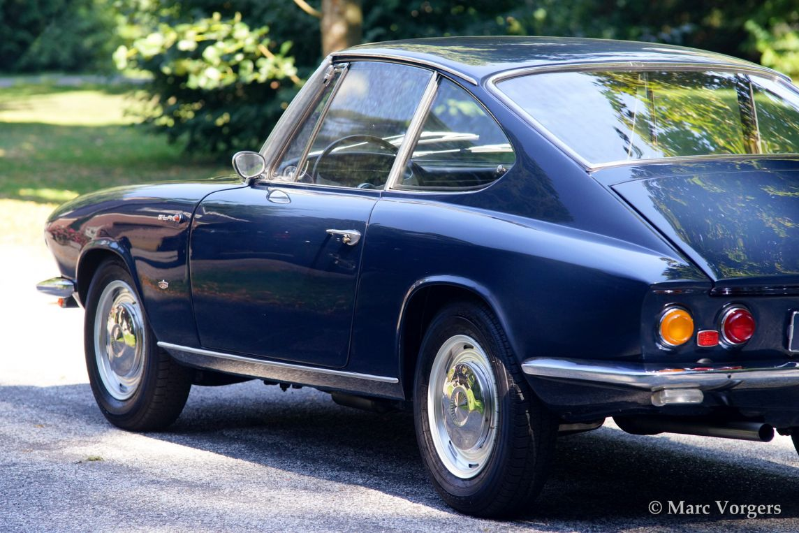 Glas 1700 Gt Coupe 1966 Welcome To Classicargarage