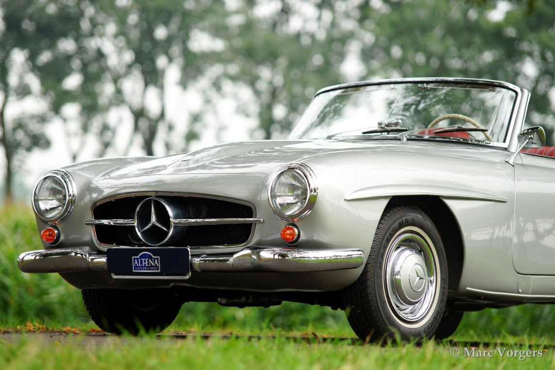 Mercedes benz 190 sl 1960 welcome to classicargarage for Mercedes garage 93