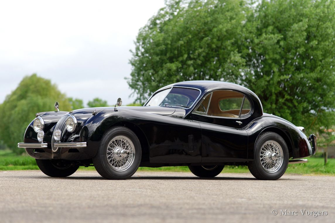 jaguar xk 120 fhc 1954 classicargarage de. Black Bedroom Furniture Sets. Home Design Ideas
