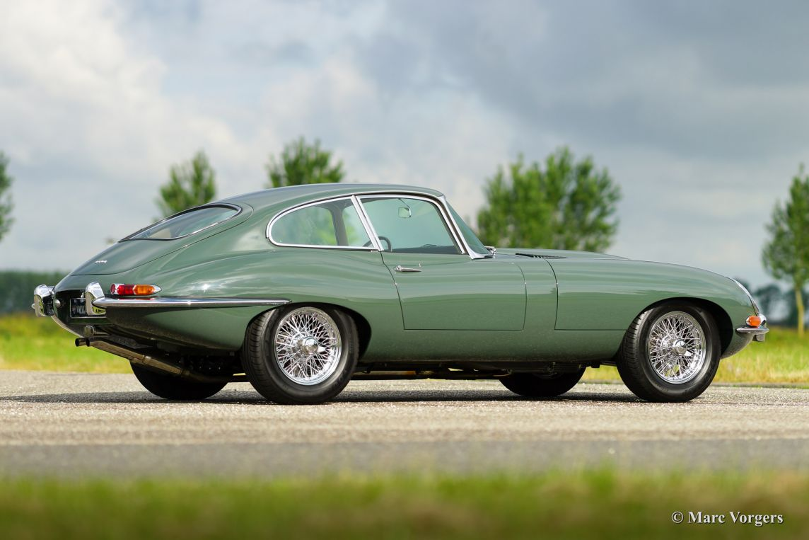 Jaguar E-Type 3.8 Litre FHC, 1963 - Welcome to ClassiCarGarage