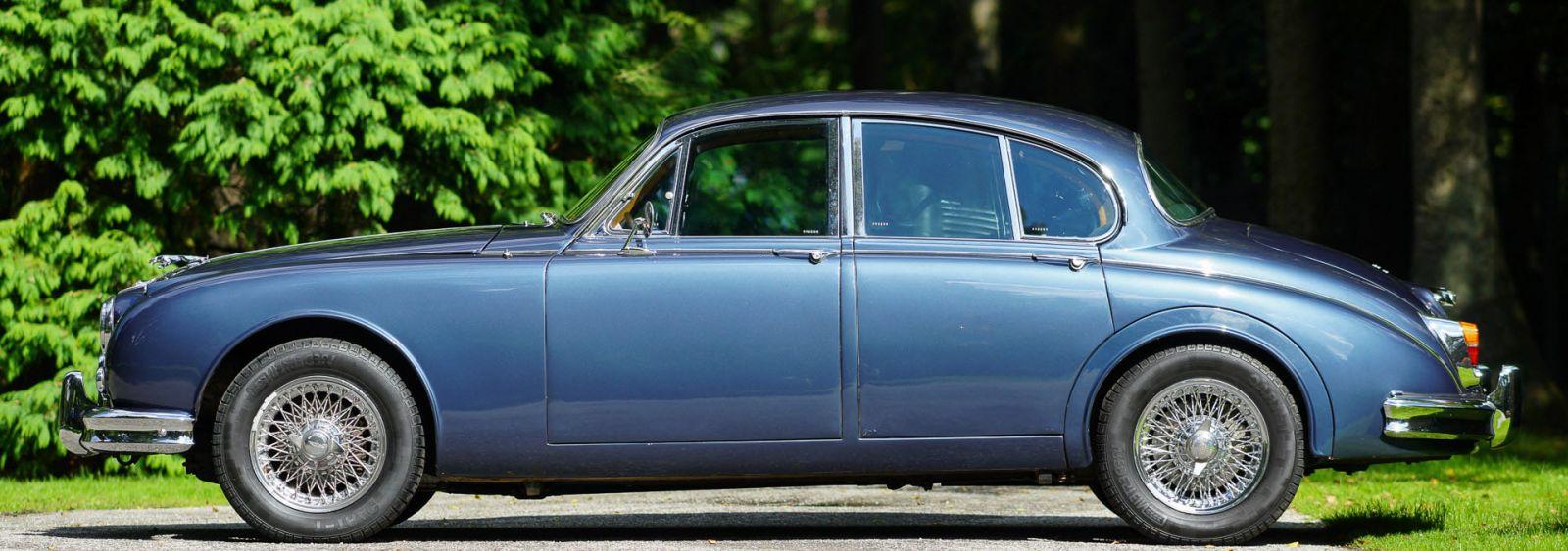 Jaguar Mk II 3.8 Litre, 1965 - Welcome to ClassiCarGarage