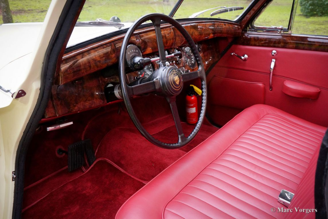Jaguar MK VII M, 1956 - Welcome to ClassiCarGarage