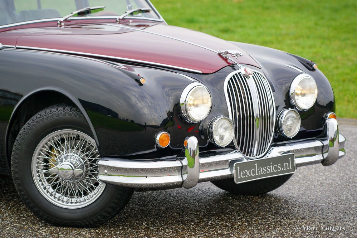 Jaguar Mk II 3.8 Litre, 1961