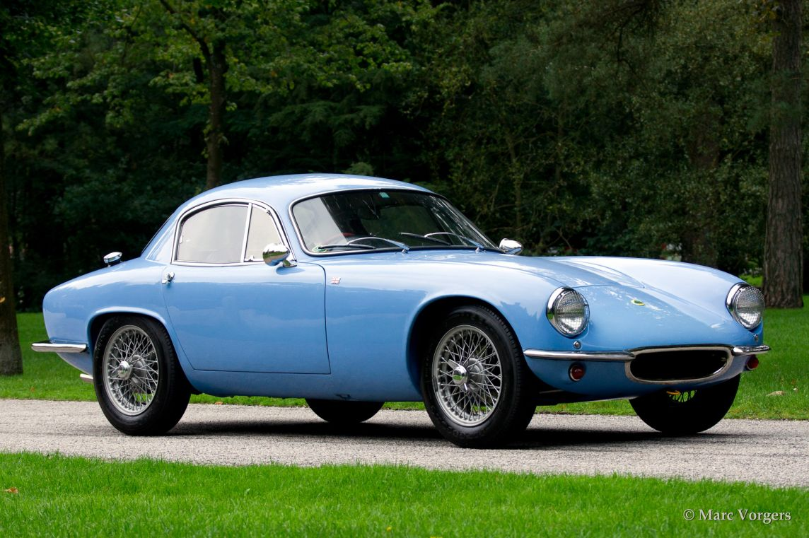 Car Garage For Sale >> Lotus Elite series 1, 1960 - Welcome to ClassiCarGarage