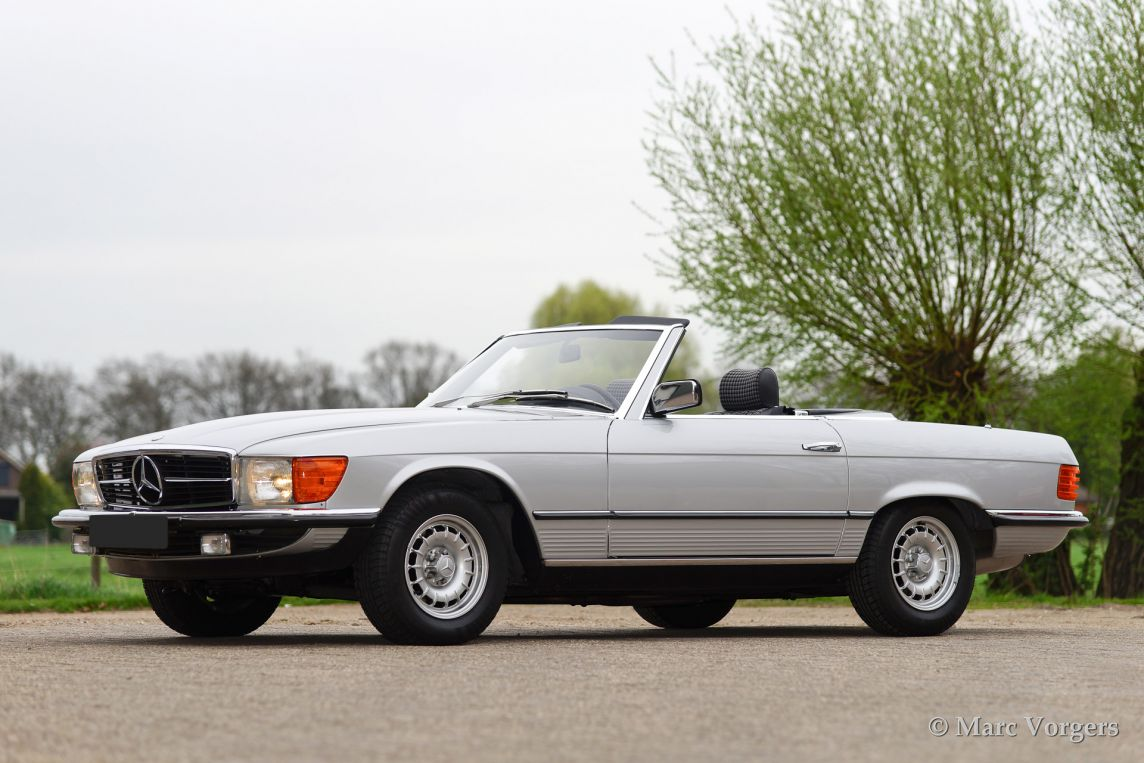 Mercedes benz 280 sl r107 1982 welcome to classicargarage for Mercedes benz sl 280