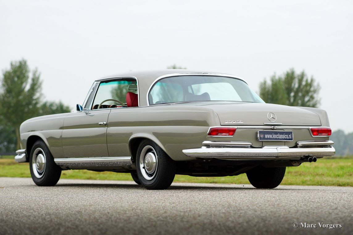 Mercedes benz 250 se coupe 1966 welcome to classicargarage for Contact mercedes benz financial