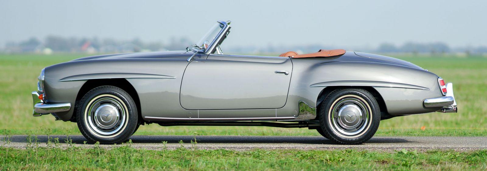 Wondrous Mercedes Benz 190 Sl 1962 Welcome To Classicargarage Wiring Digital Resources Millslowmaporg
