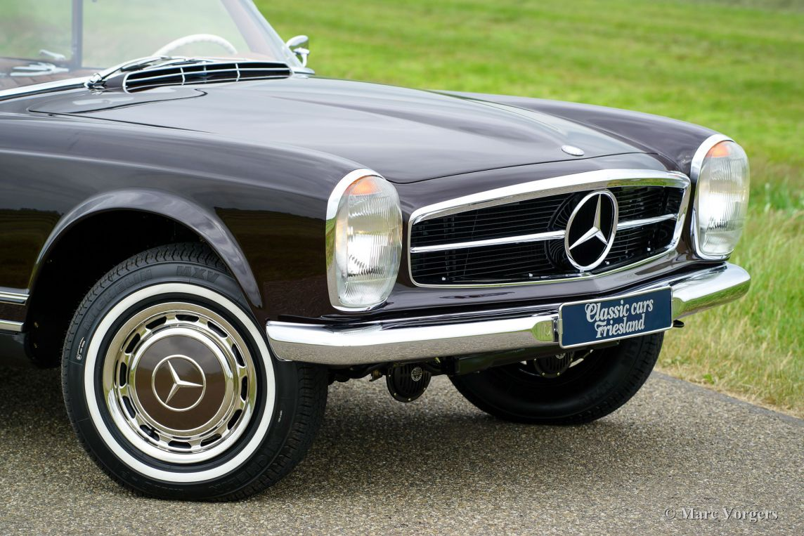 Mercedes benz 250 sl pagode 1969 welcome to for Mercedes benz 250sl