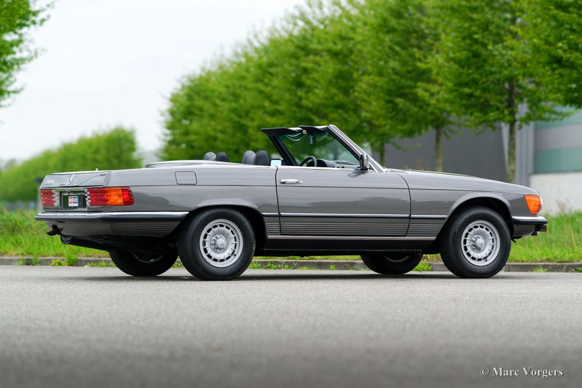 Mercedes Benz 280 Sl 1977 Welcome To Classicargarage