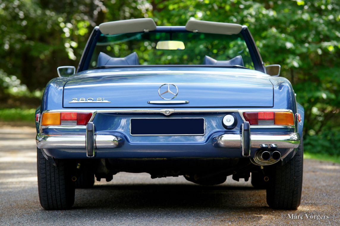 Mercedes Benz 280 Sl Pagode 1969 Welcome To