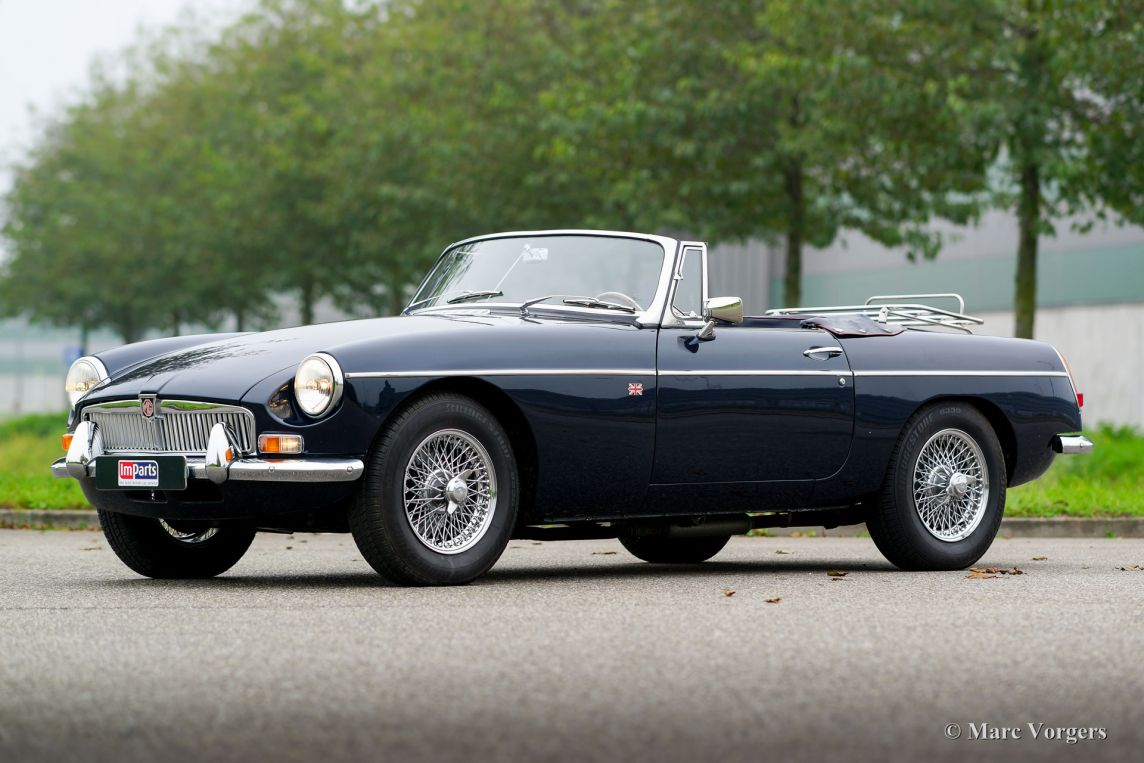 Mg Mgb Roadster 1966 Welcome To Classicargarage
