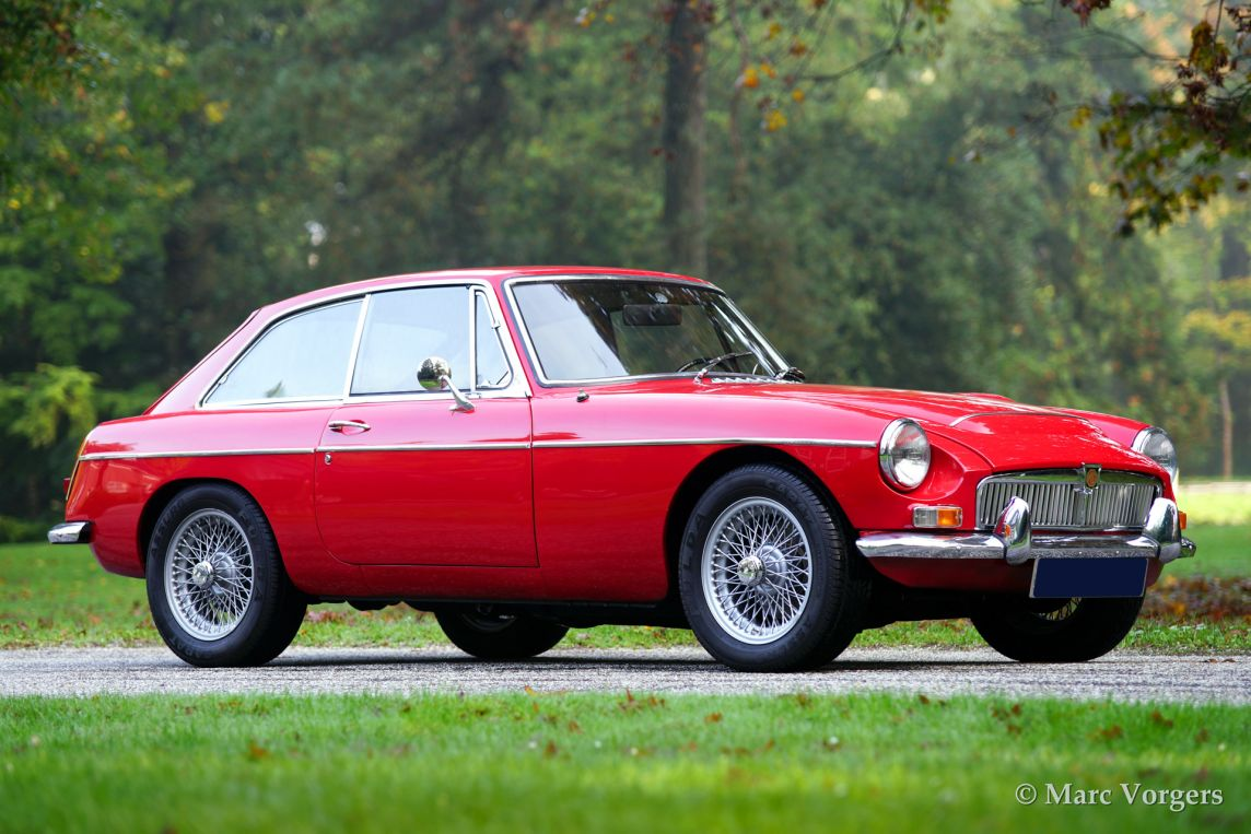 Mg Mgc Gt 1968 Welcome To Classicargarage
