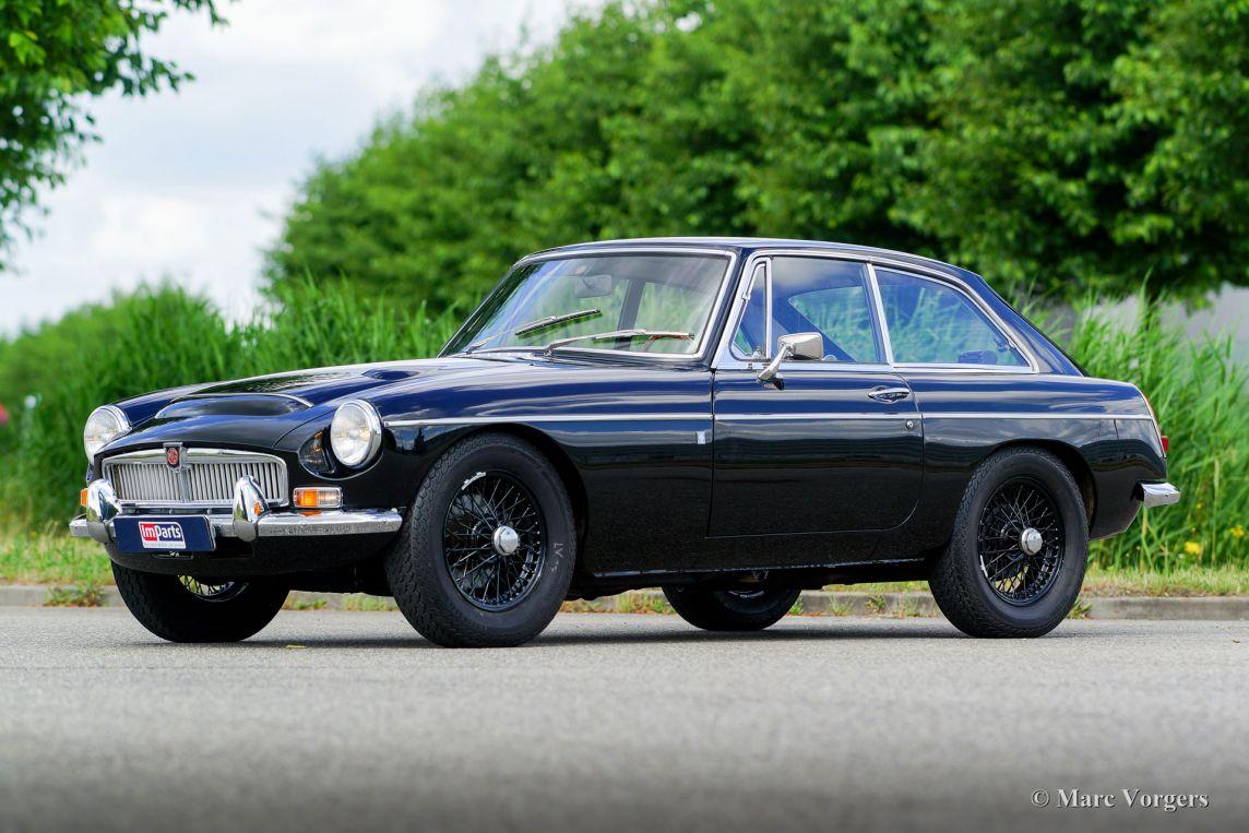 MG MGC GT, 1969 - Welcome to ClassiCarGarage