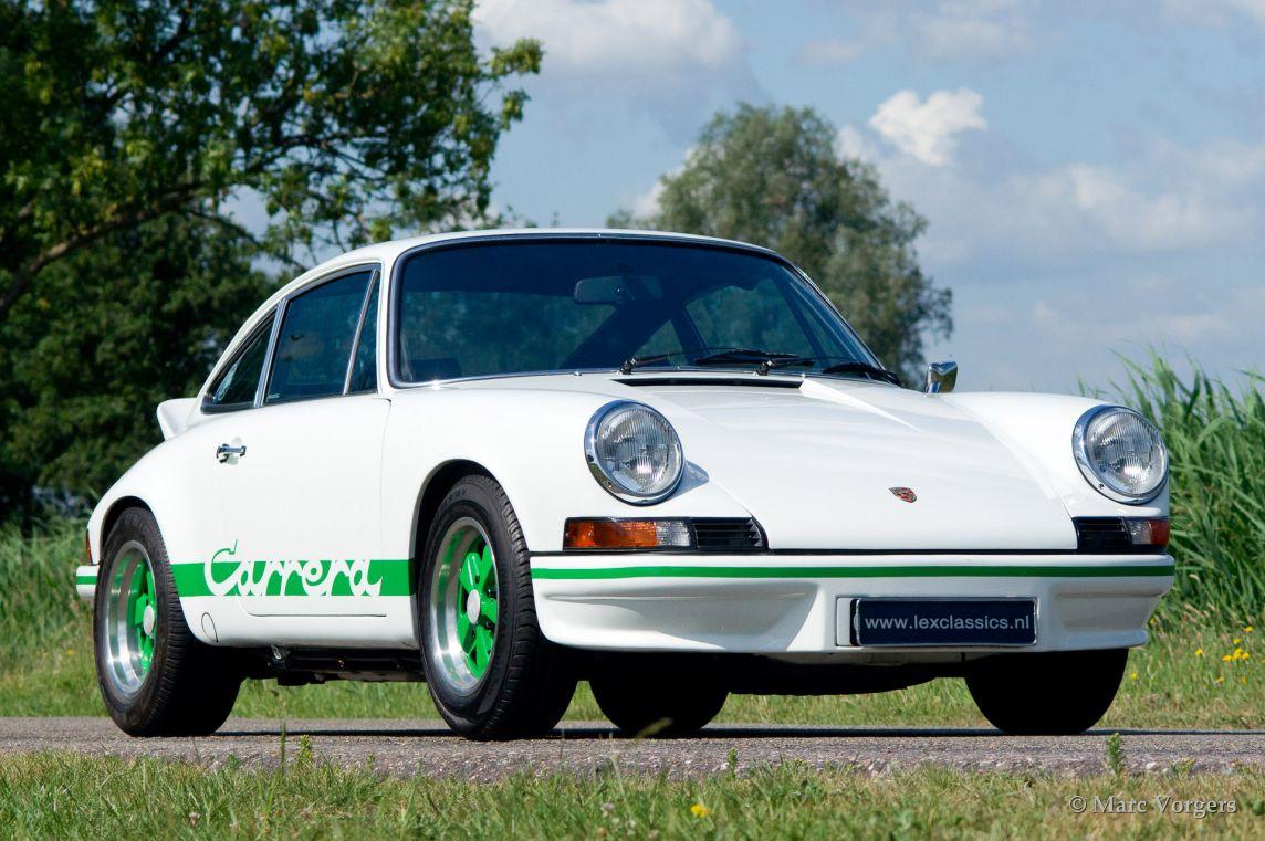 Porsche Rs E Bdef on 1973 Porsche 911 Carrera Rs