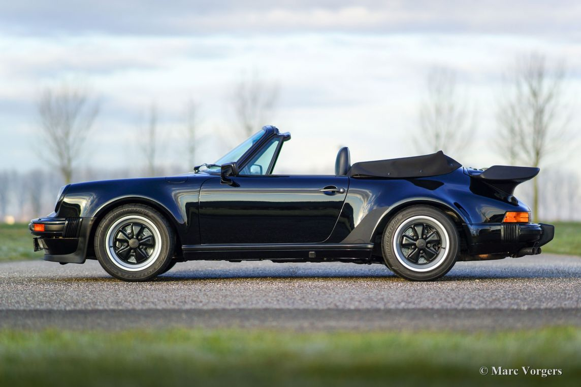 Porsche 911 930 Turbo Cabriolet 1987 Welcome To