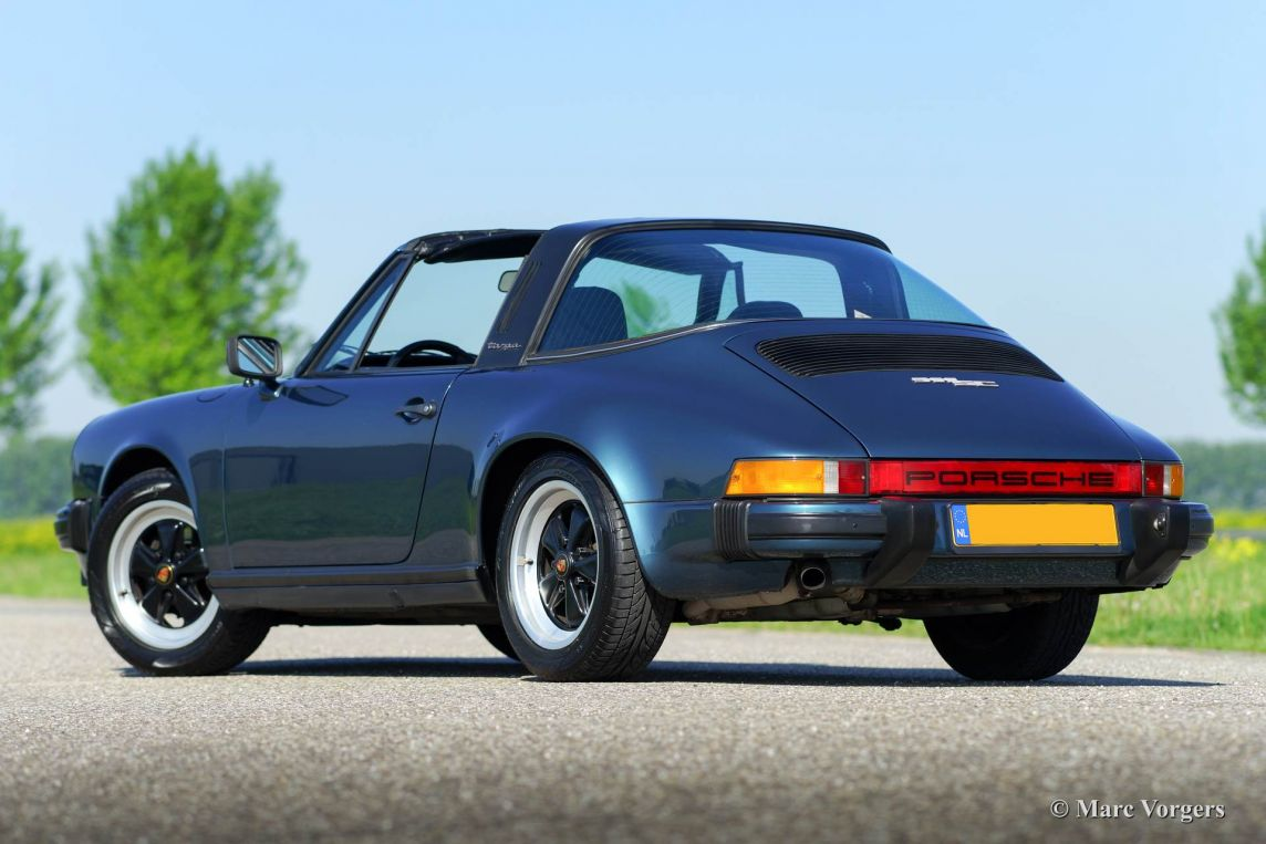 Porsche 911 Sc Targa 1978 Welcome To Classicargarage