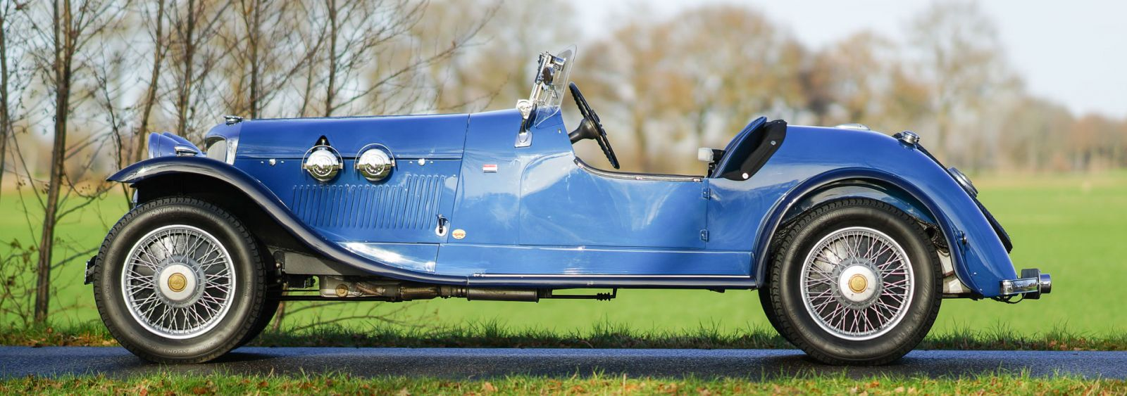 Riley 2.5L 'Big Four' special, 1937