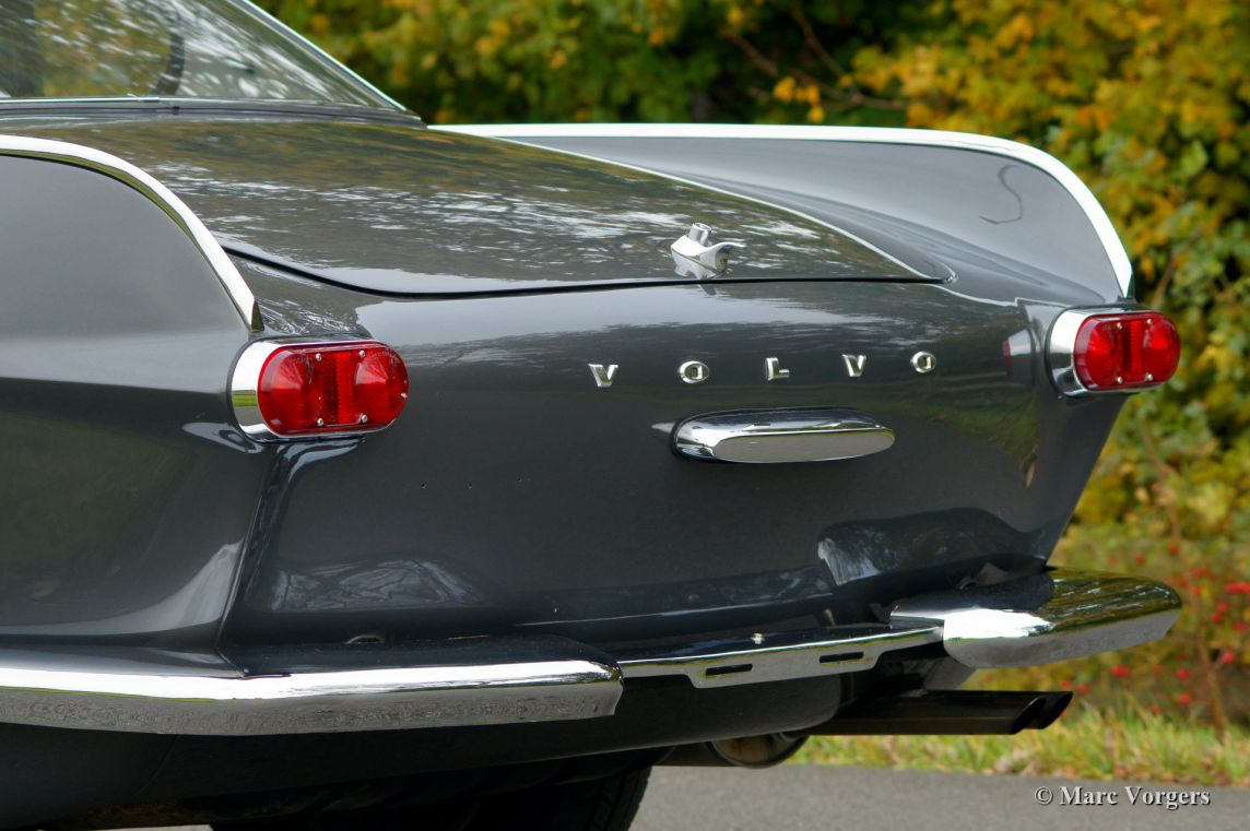 Volvo P1800 'Jensen', 1962 - Welcome to ClassiCarGarage