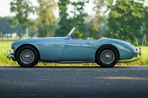 Austin Healey 100/6 'two-seater', 1958