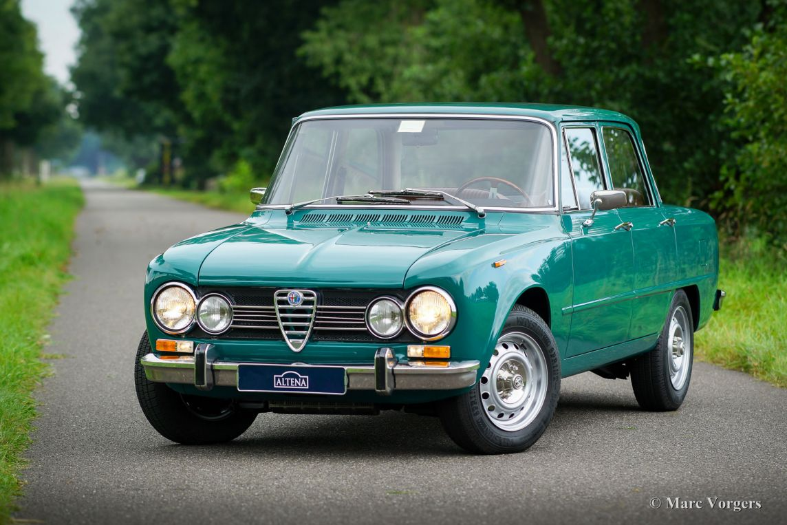 alfa romeo giulia 1300 super 1973 welcome to classicargarage. Black Bedroom Furniture Sets. Home Design Ideas